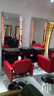 Salon Mirror & Chair | Salon Equipment for sale in Abuja (FCT) State, Kubwa