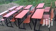 School Desk/Chair (Double Seater)   Furniture for sale in Lagos State, Ojo