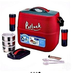 Potluck Insulated School Lunch Box Bag 4/5