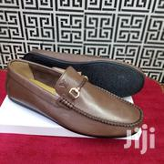 Brown Clarks And Louis Vuitton Brown Shoes | Shoes for sale in Lagos State, Lagos Island