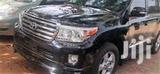 Toyota Land Cruiser 2014 Black | Cars for sale in Abuja (FCT) State, Maitama