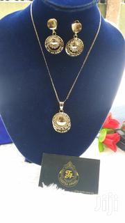 Earrings And Pendants Set Non Tarnishing | Jewelry for sale in Lagos State, Ajah