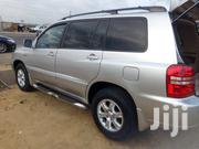 Toyota Highlander 2002 Gray | Cars for sale in Lagos State, Ajah
