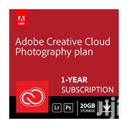 Adobe Creative Cloud Photography Plan With 20GB Storage | 1 Year | Software for sale in Lagos State, Ikeja