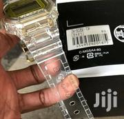 Casio Transparent Strap Watch | Watches for sale in Lagos State, Ikoyi