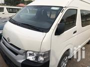 New Toyota HiAce 2018 White | Buses & Microbuses for sale in Abuja (FCT) State, Garki 2