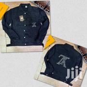 Exclusive Designer Jeans Jacket | Clothing for sale in Lagos State, Lagos Island