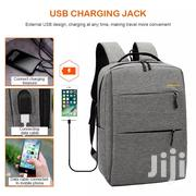 3in1 Unisex USB CABLE School Backpack Bag | Babies & Kids Accessories for sale in Lagos State, Amuwo-Odofin