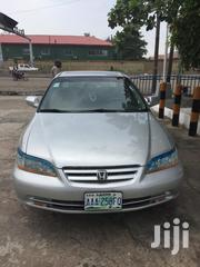 Honda Accord EX Automatic 2002 Silver | Cars for sale in Lagos State, Apapa
