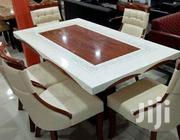 A New Cristal Turkey 6 Seater Marble Dining Table   Furniture for sale in Lagos State, Victoria Island