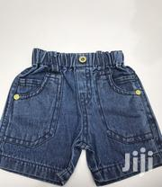 Baby Jeans Shorts | Children's Clothing for sale in Rivers State, Port-Harcourt