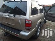 Nissan Pathfinder 2003 SE AWD SUV (3.5L 6cyl 4A) Gold | Cars for sale in Lagos State, Lagos Mainland