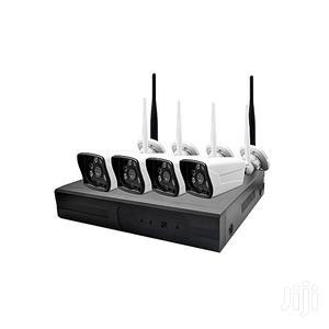 4CH Wireless P2P NVR Kit With Night Vision