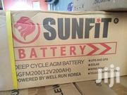 200ah 12v Sunfit Inverter Battery | Electrical Equipment for sale in Lagos State, Ojo