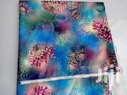 Flowered Poly Fabric   Clothing for sale in Lagos State, Agege