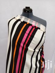 Stripped Poly Fabric | Clothing for sale in Lagos State, Agege