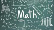 Math/Further Math Private Tutor | Child Care & Education Services for sale in Lagos State, Lekki Phase 1