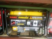 Sumec Firman SPG3000   Electrical Equipment for sale in Rivers State, Port-Harcourt