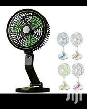 10inches Multifunctional Rechargeable Mini Desk Fan   Home Appliances for sale in Lagos State, Agboyi/Ketu