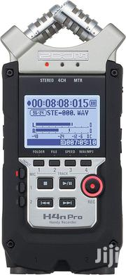 H4n Pro Handy Recorder | Audio & Music Equipment for sale in Lagos State, Ilupeju