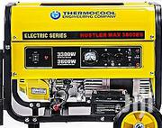 Haier Thermotec Gen Ptr Med Hstl 3500ms 3.75kva/3kw + Free Oil(Jb17) | Electrical Equipments for sale in Delta State, Ughelli South