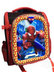Spider Man Kids Bag From 4-10years | Babies & Kids Accessories for sale in Lagos State, Amuwo-Odofin