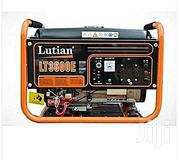 Lutian 3.5KVA Generator With Key Starter LT3600EB-8   Electrical Equipments for sale in Edo State, Fugar