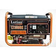 Lutian 3.5KVA Generator With Key Starter LT3600EB-8   Electrical Equipments for sale in Edo State, Benin City
