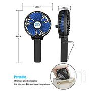 Rechargeable Hand Fan | Home Accessories for sale in Lagos State, Lekki Phase 1
