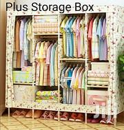 Wooden Wardrobe + Storage Box | Furniture for sale in Abuja (FCT) State, Wuse 2
