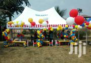Galland Balloon Tent Pillar Decor By Morphims Event   Party, Catering & Event Services for sale in Lagos State, Surulere