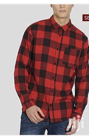 Jack Jones Check Shirt | Clothing for sale in Lagos State, Ajah