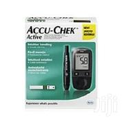 Accu-chek Blood Sugar Monitor Glucometer + 10 Free Test Strips | Tools & Accessories for sale in Lagos State, Ikeja