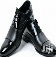 Fashion Men's Formal Shoes - Black   Shoes for sale in Delta State, Sapele