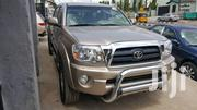 Toyota Tacoma Double Cab V6 Automatic 2011 Gold | Cars for sale in Lagos State, Ikeja