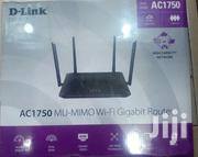 Dlink Ac1750 Mu-Mimo Wifi Gigabit Router Dir867 | Networking Products for sale in Lagos State, Ikeja