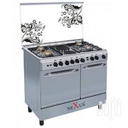 Nexus Double Oven Electric and Gas Standing Cooker - 4 Burners 2 Hot | Restaurant & Catering Equipment for sale in Abuja (FCT) State, Gwarinpa