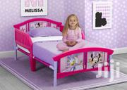 Children Minnie Mouse Plastic Toddler Bed | Children's Furniture for sale in Lagos State, Lagos Mainland