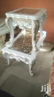 Quality Royal Center Table and 2 Side Stool. | Furniture for sale in Lagos State, Ojo