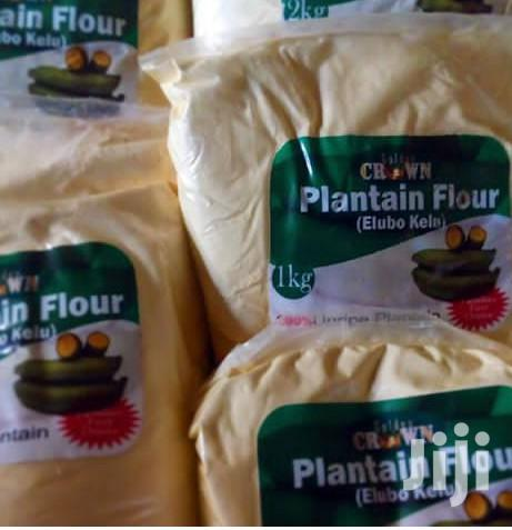 Archive: Plantain Suckers And Flours
