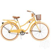 """Huffy 26"""" Womens Nel Lusso Cruiser Bike With Perfect Fit Frame 
