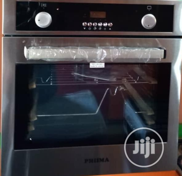 Philma Built in Cabinet Electric Stainless Steel Oven