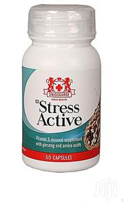 Swissgarde Stress Active (Mental Physical Nervous Stress Energy Boost) | Vitamins & Supplements for sale in Lagos State, Surulere