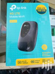 TP Link 4G LTE MOBILE WIFI All Network - Uses Sim Card | Networking Products for sale in Lagos State, Ikeja