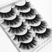 5 Pairs False 3D High Definition, Extra Volume Eyelashes   Makeup for sale in Lagos State, Alimosho