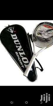 Professional Dunlop Tennis Racket Biometric With Vibration Control   Sports Equipment for sale in Abuja (FCT) State, Wuse