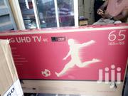 Brand New LG LED Uhd TV 65 Inches | TV & DVD Equipment for sale in Lagos State, Lekki Phase 1