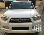 Toyota 4-Runner 2010 SR5 4WD White | Cars for sale in Lagos State, Yaba