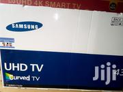 Samsung LED Curved 43inch | TV & DVD Equipment for sale in Lagos State, Lekki Phase 2