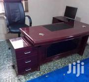 New Super Smart Executive Office Table (With Extension Mobile Drawer) | Furniture for sale in Lagos State, Isolo